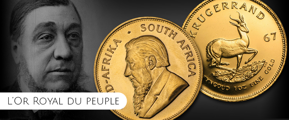Krugerrand I - L'or royal du peuple