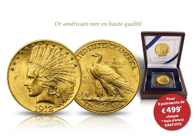 Les seuls 10 Dollars Indian Head