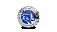 Acheter des pièces - Pièces en titane - Premier homme dans l'espace