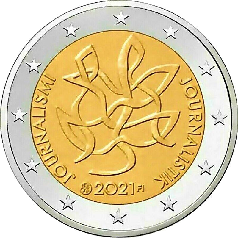 Acheter des pièces - Pièces en Euro - Pièces Commémoratives Limitées de 2€ finland
