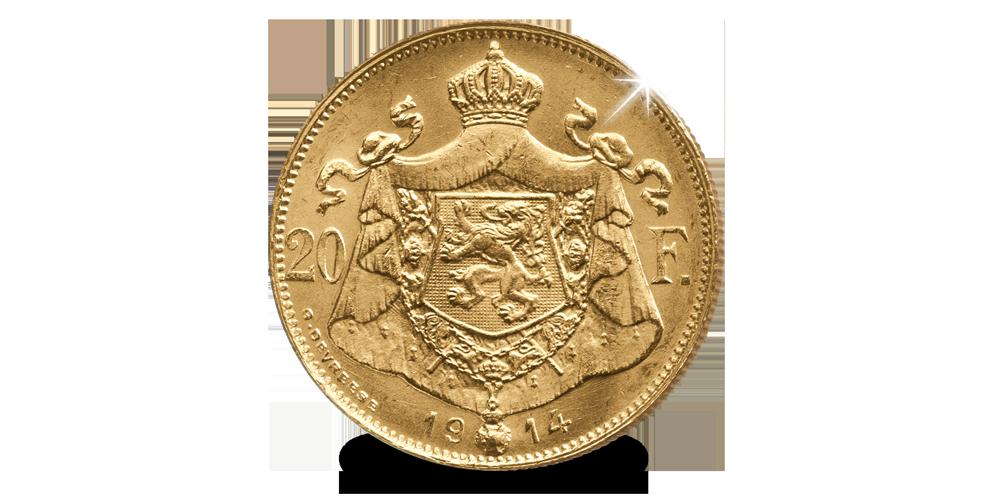 20-frank-1914-Waals-kz