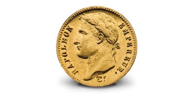 Les pièces de l'Âge d'Or: Les 20 Francs de Napoléon Bonaparte les plus convoités