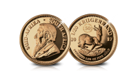 50 ans Krugerrand 1/20 Once 2017 en or massif