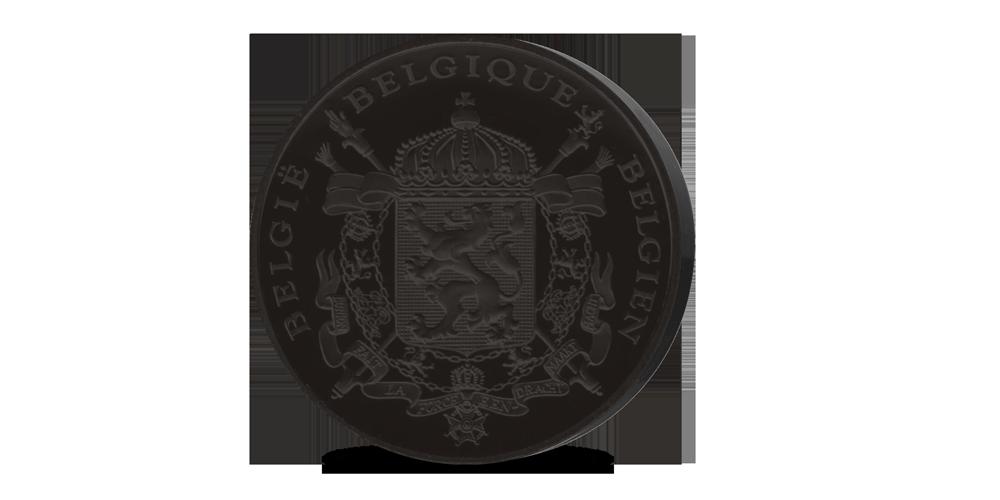 Réédition exclusive du Double Portrait d'Etat Officiel avec au moins 3 métaux précieux très rares