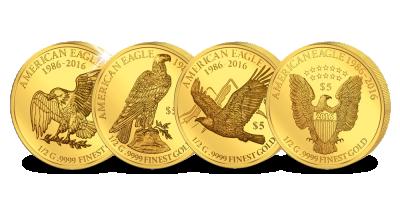 Ensemble SMART en l'honneur des 30 ans d'existence de 'l'American Eagle'