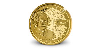 La toute dernière pièce de 50 Euros en Or frappée à Bruxelles