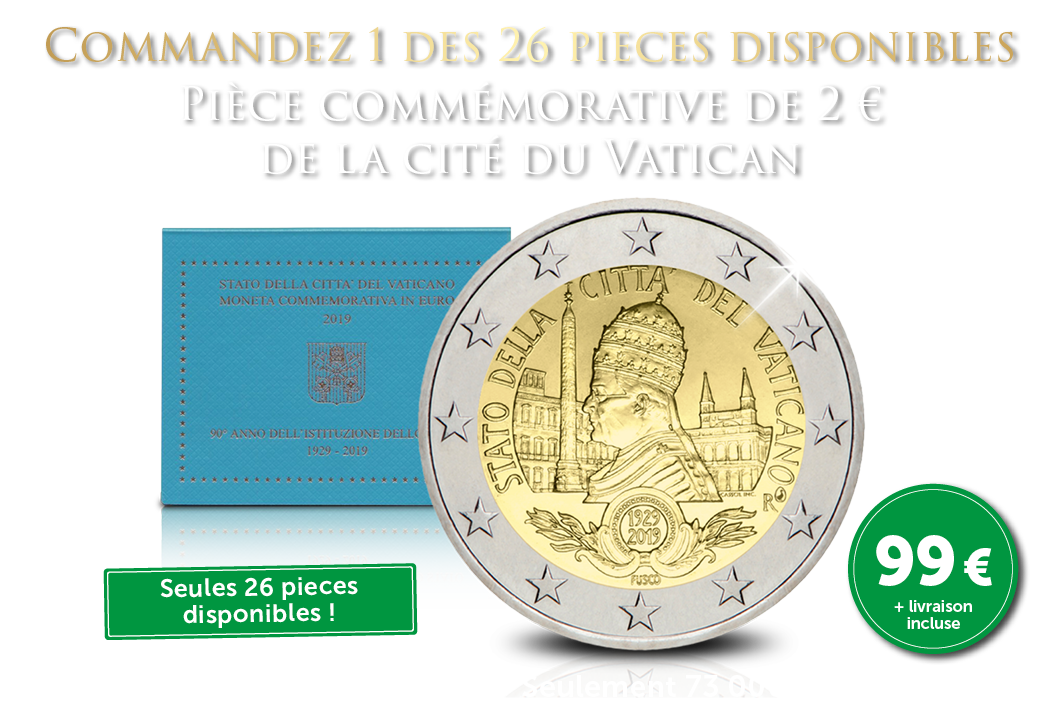 90th anniversary of the foundation of the Vatican City State