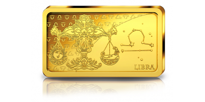 Votre lingot Balance en or pur
