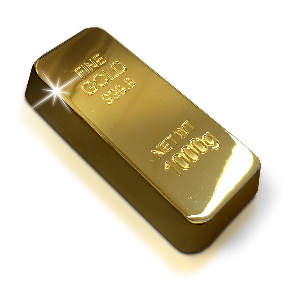 Gold-Bar-Replica