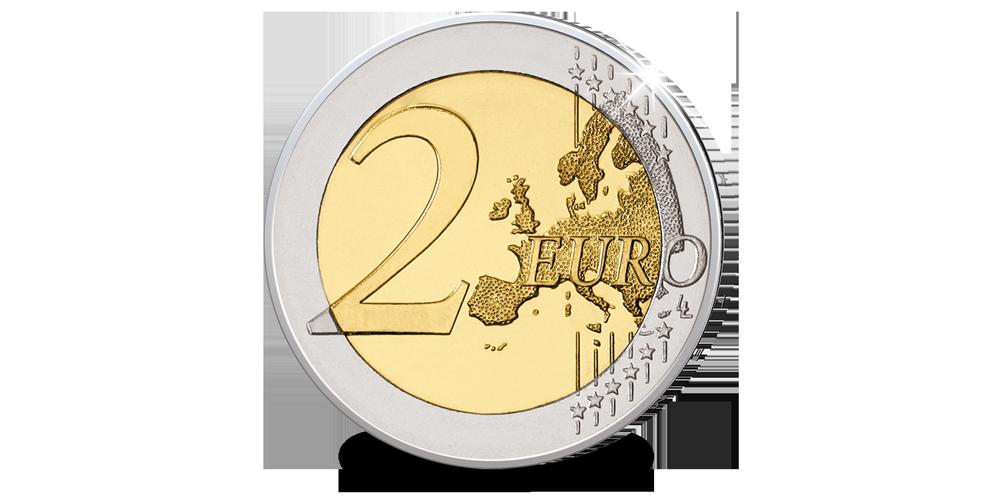 100 Ans de la Grande Guerre commemoré avec une Pièce Commémorative de 2€ Edition Limitée