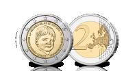 Pièce Commémorative de 2 € Child Focus 'Splendide', Livré avec le Certificat Officiel d'Authenticité