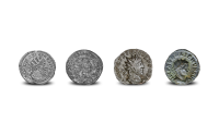 Acheter des pièces - Monnaies historiques - Ensemble Empire gaulois revers