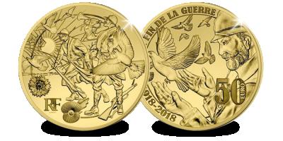 Un scoop de la Maison de la Monnaie Belge