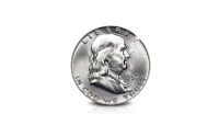 Acheter des pièces - Dollar américain - Dollar en argent Benjamin Franklin
