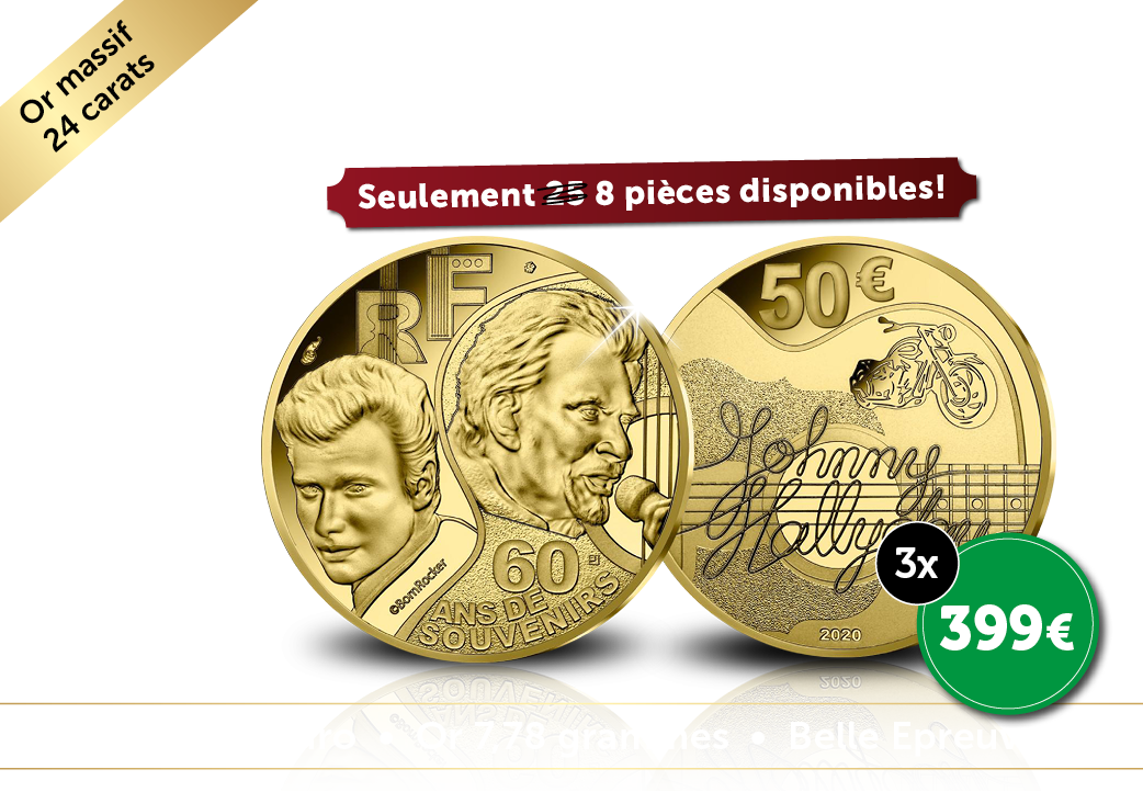 Johnny Hallyday – L'exclusif couronnement !