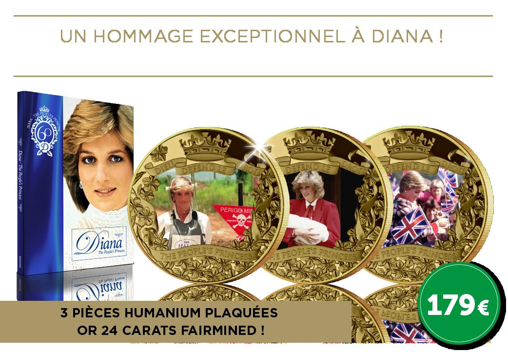 Un hommage exceptionnel à Diana !