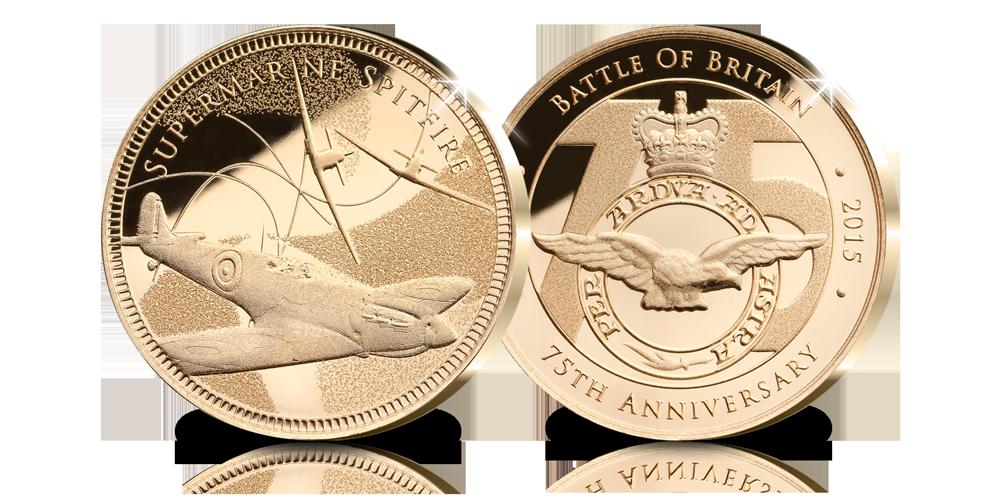 Emission Commémorative RAF en Édition Limitée - Le Spitfire