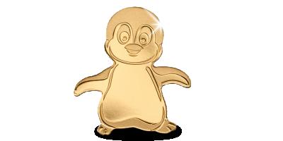 Forme en or spéciale – Le petit Manchot empereur