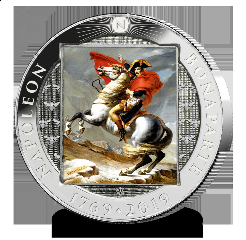 Napoleon-250-jaar-Half-Crown-voorz