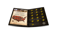 Ensemble complet de 15 Dollars officiels ! Native American Quarters set