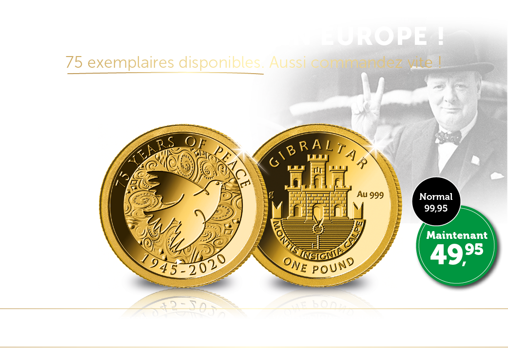 75 ans de paix en Europe !