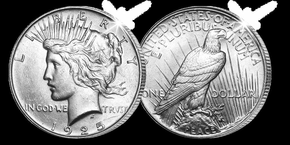 le Peace Dollar