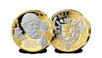 Pieter Bruegel, Les Célébrités de notre Histoire Nationale, Belgique
