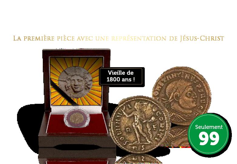 Commandez maintenant votre propre exemplaire historique numismatique