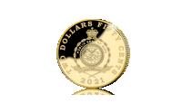 Commémorez le 200e anniversaire de la mort de Napoléon Bonaparte avec une pièce en or 24 carats revers