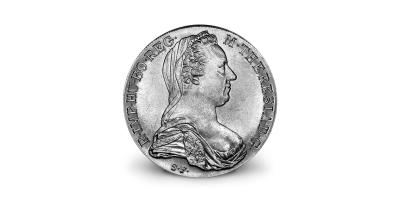 Le Thaler d'argent de l'Impératrice Marie-Thérèse