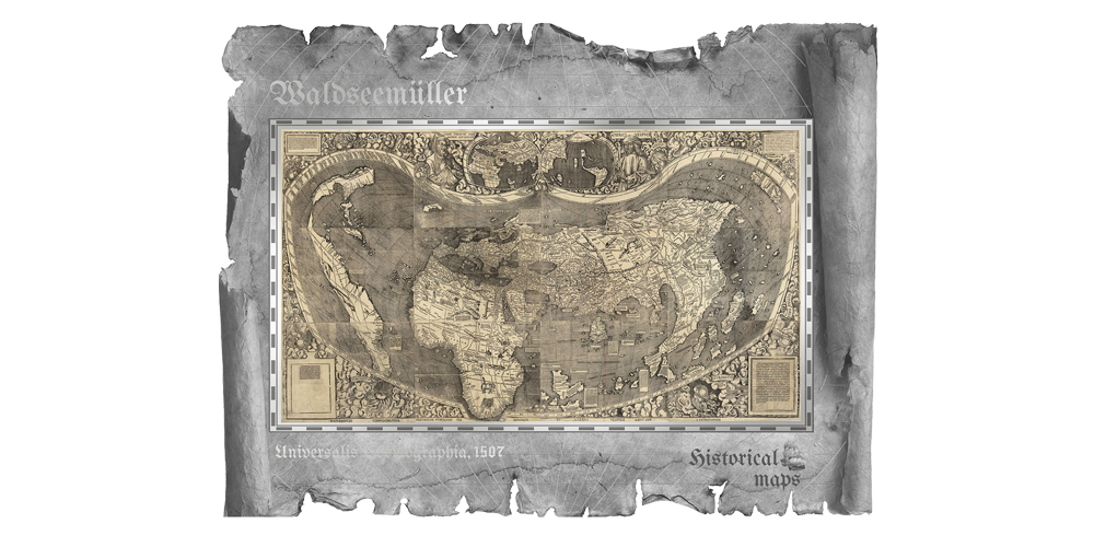 La légendaire 'Universalis Cosmographia' en argent pur