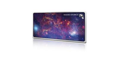 Majestueuse et détaillée : notre Voie Lactée sur une grand barre d'argent !